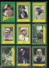 1981 Topps Raiders of the Lost Ark Trading Cards 28
