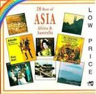 Various Artists : 20 Best of Asia CD