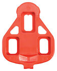 Miche Red Rotational Cleats for Miche RS/MT7/702/MT4/502/302 Pedals