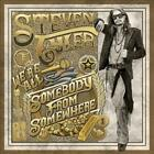 STEVEN TYLER (SINGER/SONGWRITER) - WE'RE ALL SOMEBODY FROM SOMEWHERE NEW CD
