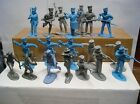 RECAST MEXICAN 15 60MM PLASTIC TOY SOLDIERS