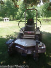 2015 Grasshopper 721D Zero Turn Mower 52 Powerfold Deck Kubota Diesel 59 Hours