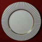 FITZ & FLOYD china PAREILLE pattern #321 Bread Plate - 5/8