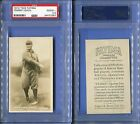 1914 T222 FATIMA TOMMY LEACH PSA 2.5 (3397) ONLY 1 GRADED HIGHER