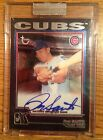2004 Topps Retired Signature Ron Santo Signed Autographed Uncirculated Card RON