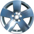 07050 Refinished Saturn Aura 2007 2009 17 inch Wheel Rim OE Chrome Plated