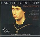 Giovanni Pacini Carlo di Borgogna CD box NEW 3-disc