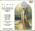 Edward Elgar The Apostles Op 49 CD NEW Richard Hickox LOndon Symphony Hargan