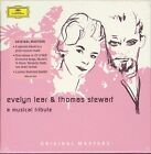 Evelyn Lear Thomas Stewart A Musical Tribute CD NEW original masters