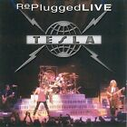 Tesla : Replugged Live Heavy Metal 2 Discs CD