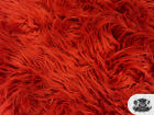 Faux Fur Long Pile Mongolian Fabric Sold By The Yard