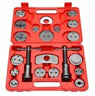 1322pc Universal Disc Brake Caliper Piston Pad Car Auto Wind Back Hand Tool Kit