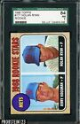 1968 Topps #177 Nolan Ryan RC Rookie HOF Mets SGC 84 NM 7