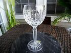 WATERFORD CRYSTAL LISMORE HOCK GLASS SET OF 2 # 1