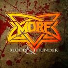 Blood & Thunder by More (CD, Dec-2011, Rock Candy)