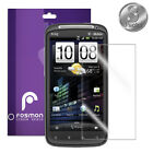 Fosmon 3 Pack Screen Protector Guard Film for T Mobile HTC Sensation 4G