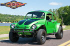 Volkswagen Beetle Classic Turbo 1969 vw baja turbo bug synergy green metallic 20 l flat 4 with garret 70 turbo
