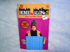 1992 HOME ALONE 2 GAMES AND PUZZLES BOOK Lost In New York macaulay culkin Unused