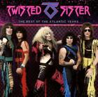 TWISTED SISTER - BEST OF THE ATLANTIC YEARS USED - VERY GOOD CD