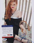 PSA DNA SIGNED 8X10 PHOTO HOLLAND RODEN (TEEN WOLF) 4923