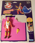 VINTAGE 80S REAL GHOSTBUSTERS ACTION FIGURE SCREAMING HEROES EGON SPENGLER CARD