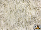 Faux Fur Long Pile Mongolian Sheep Fabric 64w Sold By The Yard