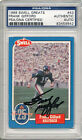 Frank Gifford Cards, Rookie Cards and Autographed Memorabilia Guide 31