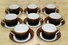 Fitz & Floyd Kuruma 61 Lot of (8) Cups, 2 1/4