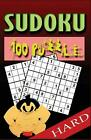 Sudoku Puzzle Book (Volume 2): 100 Puzzles Hard by Julie Ewalt (English) Paperba