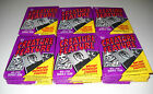 1973 YOU'LL DIE LAUGHING CREATURE FEATURE (36 CARD PACKS NO BOX) TOPPS