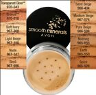 Avon Smooth Minerals Foundation Powder Makeup Choose Color (NEW)