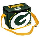 Green Bay Packers Insulated soft side Lunch Bag Cooler New BIg Logo