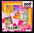 ^ Masterpieces Puzzle Company 300 piece Framed Mini Jigsaw Puzzle