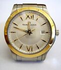 New Maurice Lacroix Miros Quartz Men's Two-Tone 18kt Gold & Steel MI1067