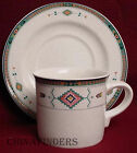STUDIO NOVA china ADIRONDACK Y2201 2!! Cup & Saucer Sets