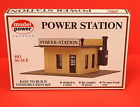 Model Power Pola 443 HO Power Station Kit West Germany 80s NIB