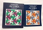 Elementary Algebra by Harold R Jacobs Student Text Book and Teachers Guide JBY