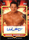 2011 Topps WWE Autographs Gallery and Checklist 27