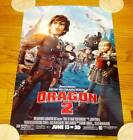 DreamWorks How to Train Your Dragon 2 Mini One Sheet Movie Poster Toothless
