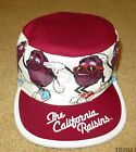 Vintage 1987 The California Raisins Hat