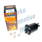 New Herko Fuel Filter FSZ06 For Chevrolet Chrysler Daihatsu 1987 1992