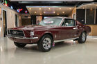 Ford Mustang Fastback S Code Fully Restored S Code Fastback Ford 390ci V8 Engine Toploader 4 Speed Posi