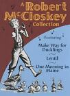 A Robert McCloskey Collection 3 Books in 1 Lentil Make Way Ducklings FIAR Five