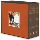 The Complete Calvin and Hobbes Boxset by Bill Watterson (2005, Hardcover) 1st Ed