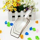 3PCS Ice Scraper Plastic Shovel Scoop - Transparent Fridge Freezer Defrost Tools