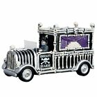 Lemax Spooky Town Halloween Village Scene Table Accent, HEARSE OF BONES #63266