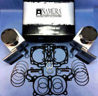 KAWASAKI 2006-2012 KVF650 BRUTE FORCE 4X4i ATV TOP END REBUILD KIT STANDARD BORE
