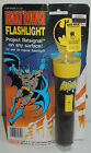 Vintage Batman BATSIGNAL FLASHLIGHT Mint Sealed 1989 Nasta MIB
