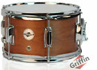 Snare Drum Firecracker by Griffin Popcorn 10x6 Poplar Wood Shell Percussion