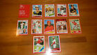 2015 Topps Ozzie Smith Cardboard Icons 5x7 Red Edition Set 09 10 MINT